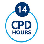 14 CPD hours